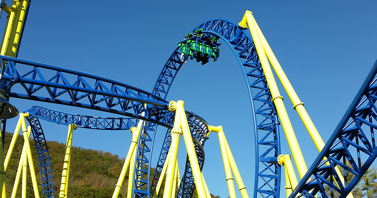 Top 100 Amusement Parks In The United States
