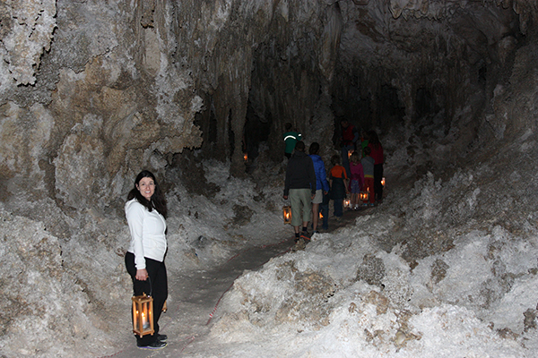 Left Hand Tunnel Tour, Carlsbad Caverns National Park
