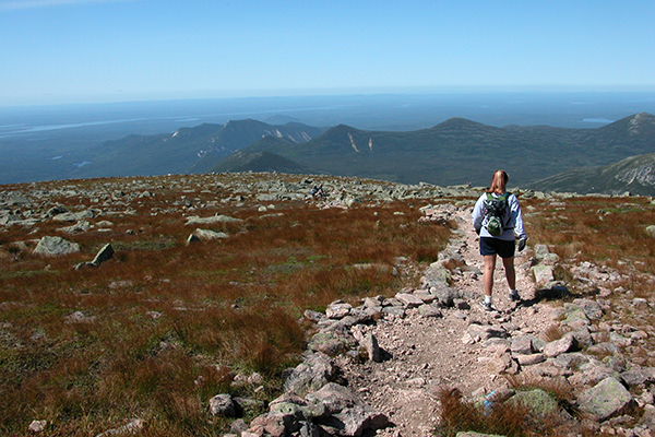 Katahdin's Tablelands
