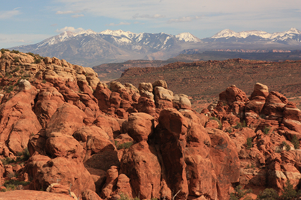 Devils Garden Loop, Arches National Park