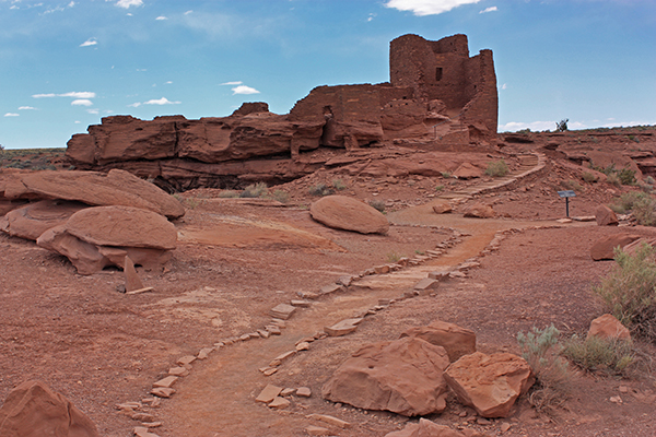 Wukoki Pueblo, Wupatki National Monument
