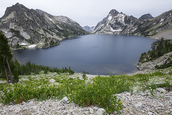 Sawtooth Lake, Sawtooth National Recreation Area