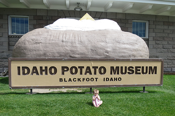 Idaho Potato Museum, Blackfoot