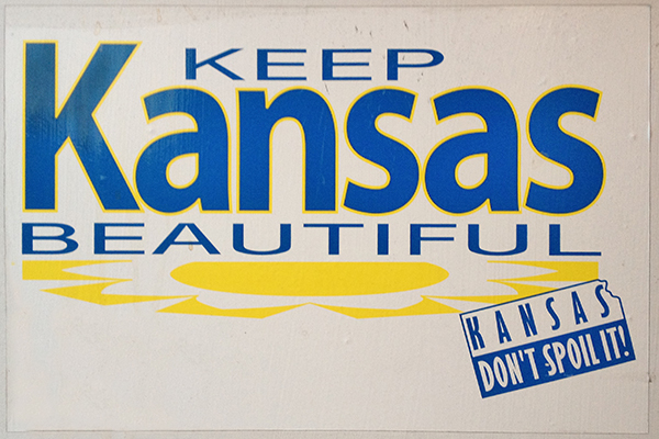 Keep Kansas Beautiful!