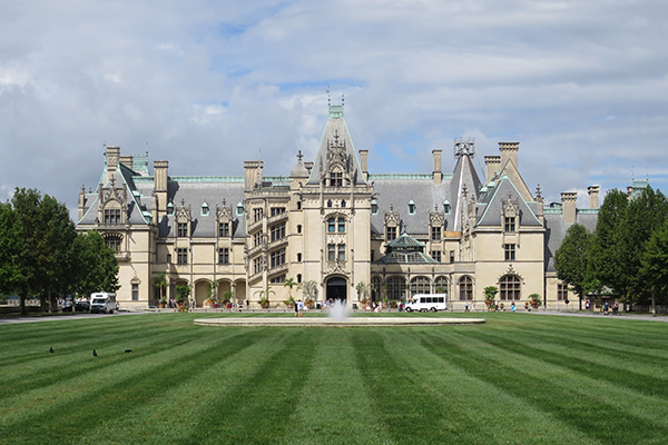 Biltmore Estate, Asheville