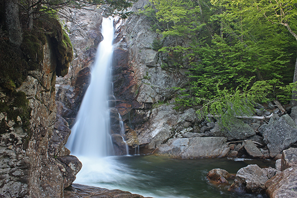 Glen Ellis Falls, White Mountain National Forest