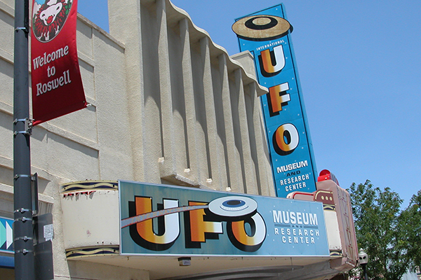 UFO Museum & Research Center, Roswell
