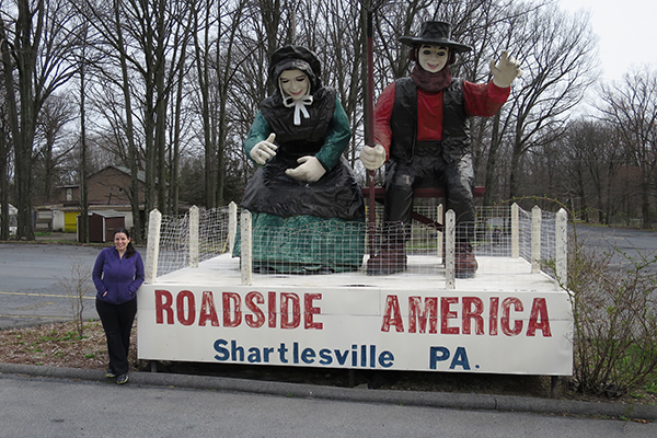 Roadside America, Shartlesville