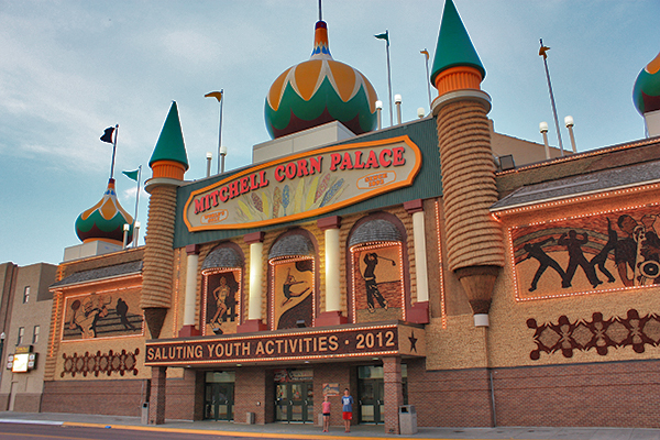 Mitchell Corn Palace, South Dakota
