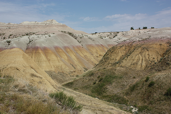 Yellow Mounds Overlook, Badlands National Park