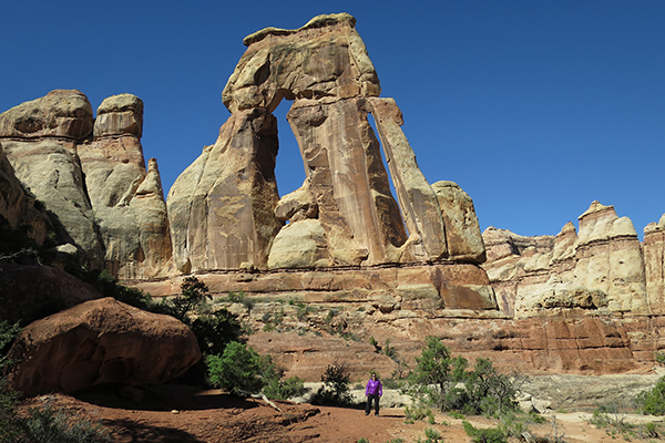 Druid Arch, Needles District, Canyonlands National Park