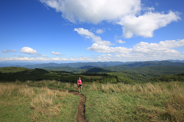 Max Patch, Pisgah National Forest, North Carolina