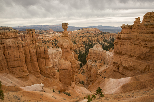 Thor's Hammer, near the Navajo Loop Trail, Bryce Canyon National Park
