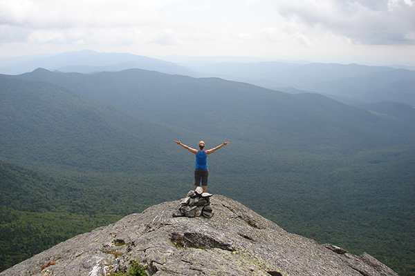 Camel's Hump, Camel's Hump State Park, Vermont