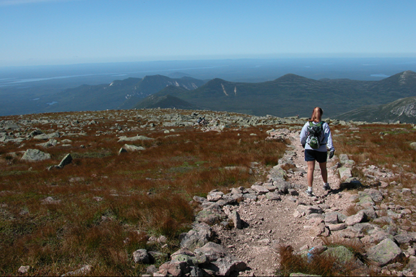 Tablelands, Katahdin, Baxter State Park, Maine