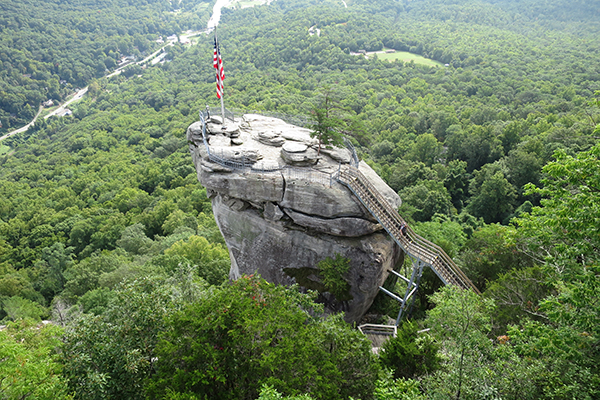 Chimney Rock, Chimney Rock State Park, North Carolina