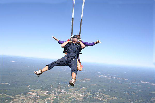 Top Places To Go Skydiving in the USA