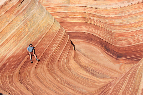 The Wave, Coyote Buttes North, Vermillion Cliffs National Monument