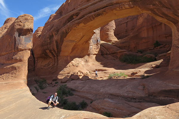 Tower Arch, Arches National Park