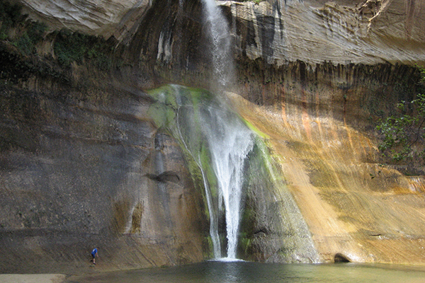 Lower Calf Creek Falls, Grand-Staircase Escalante National Monument