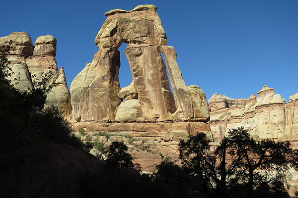Druid Arch, Needles District, Canyonlands National Park, Utah