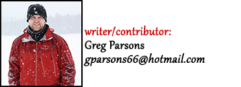 Author/Contributor: Greg Parsons